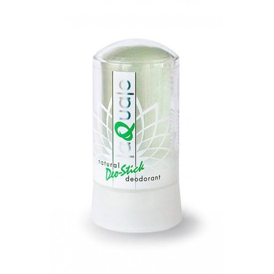 Натуральный минеральный дезодорант-стик LAQUALE с экстрактом березы 60 г (Персей) - фото 4580