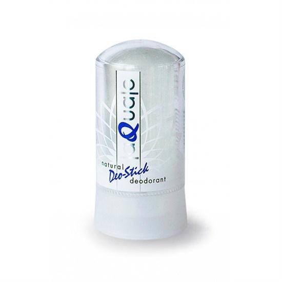 Натуральный минеральный дезодорант-стик LAQUALE без фито-добавок 60 г (Персей) - фото 4584