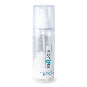 Дезодорант-спрей LAQUALE с сухими кристаллами 40 гр. /400 мл. (Персей)
