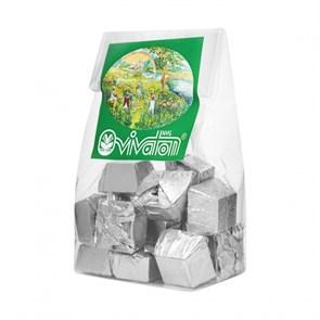 Шоколадные конфеты «Виватон Ассорти» с желейной начинкой и растительным экстрактом (145 г)